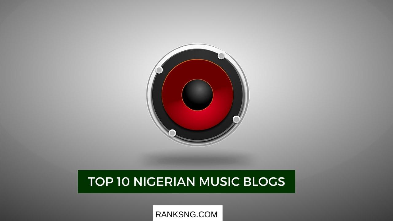 best Nigerian music blogs