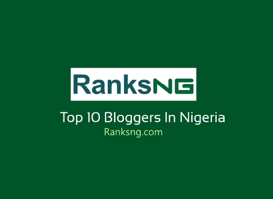 Top Bloggers In Nigeria