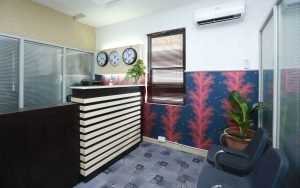 Lagos co-working office