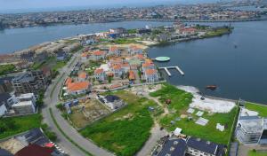 Affluent neighborhoods in Lagos