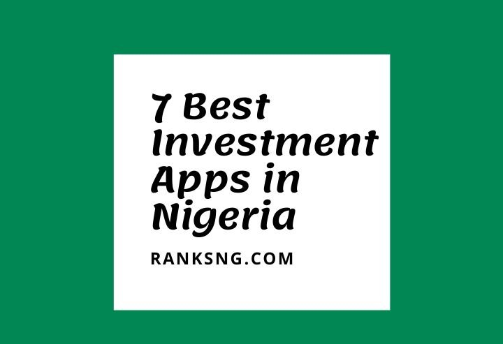 Top investment apps in Nigeria