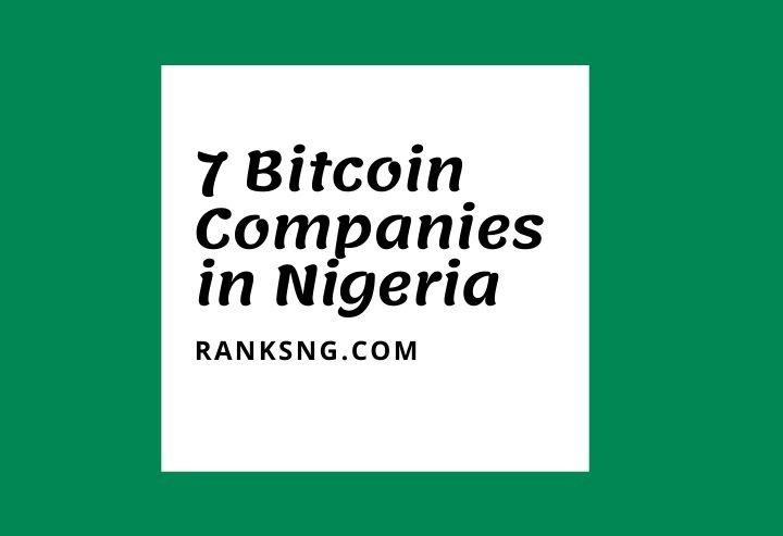 Bitcoin startups in Nigeria