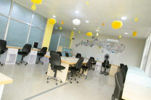 co-working spaces for rent in Lagos