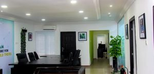 co-working offices in Lagos