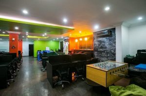 Coworking space in Lagos