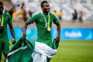 Popular Nigerian footballers