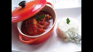 Nigerian foods.