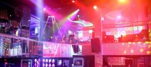 Clubs in Lagos Island