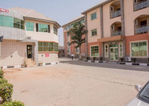 best hotels in Ilorin
