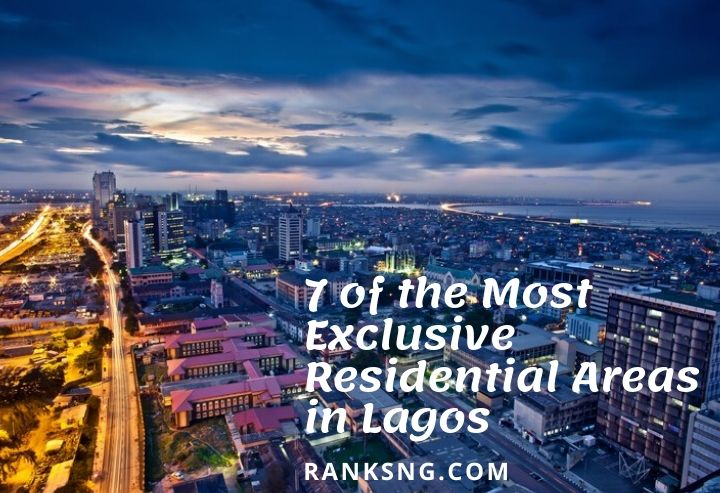 Most expensive places to live in Lagos
