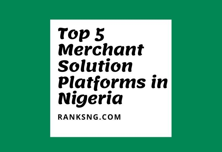 Best electronic payments platforms in Nigeria.