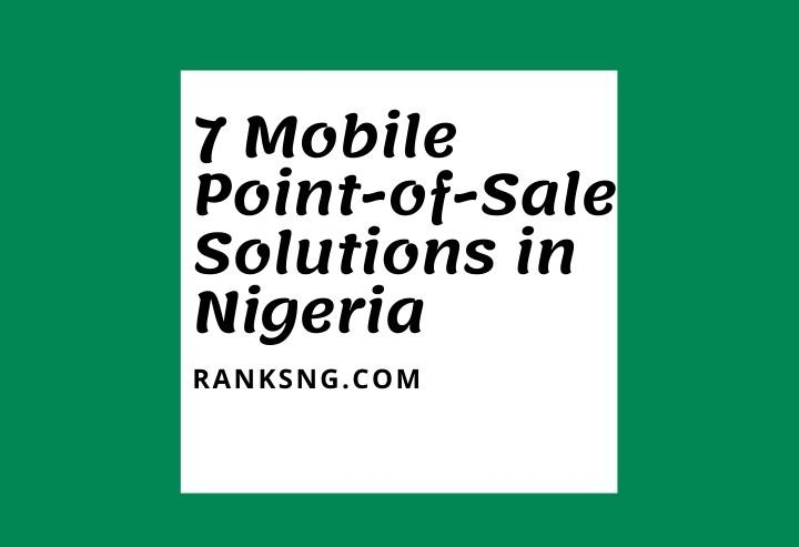 Best mobile point-of-sale in Nigria