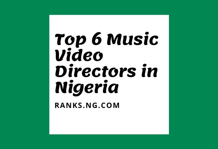 Best video directors in Nigeria