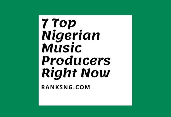 Nigerian music producers