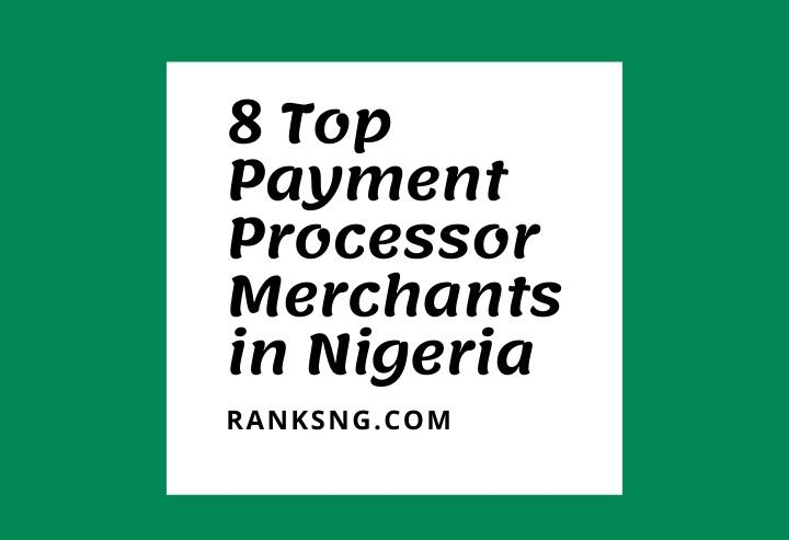 Best payment processor merchants in Nigeria