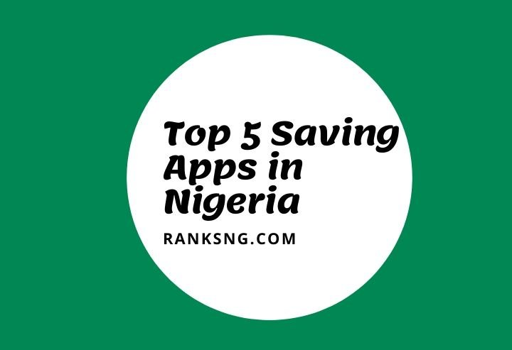 Top Saving Apps in Nigeria