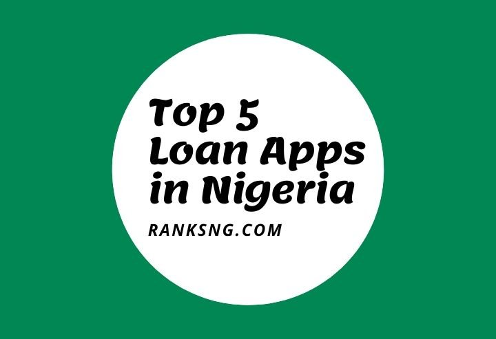 top loan apps in Nigeria